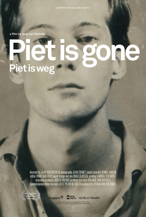 Naar de IDFA website met informatie over Piet is gone - Documentaire over de vermissing van Piet Beentjes
